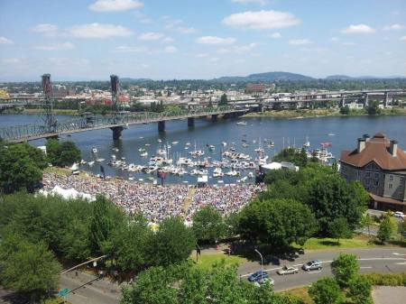 office view-4thof July